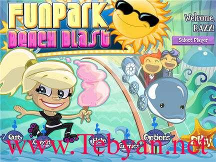 FunPark Beach Blast  FINAL