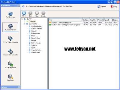 GetFLV Pro 8.9.1.2