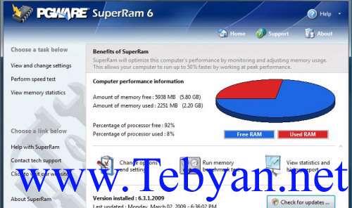SuperRam 6.5.24.2010