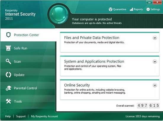 Kaspersky Internet Security 2011 11.0.1.400 Part2