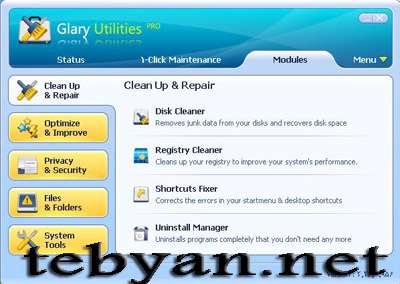 Glary Utilities