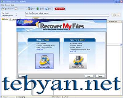 Recover My Files 4.6.6.800