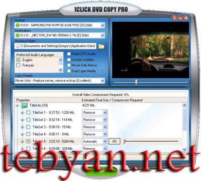 1CLICK DVD Copy Pro 4.2.2.3