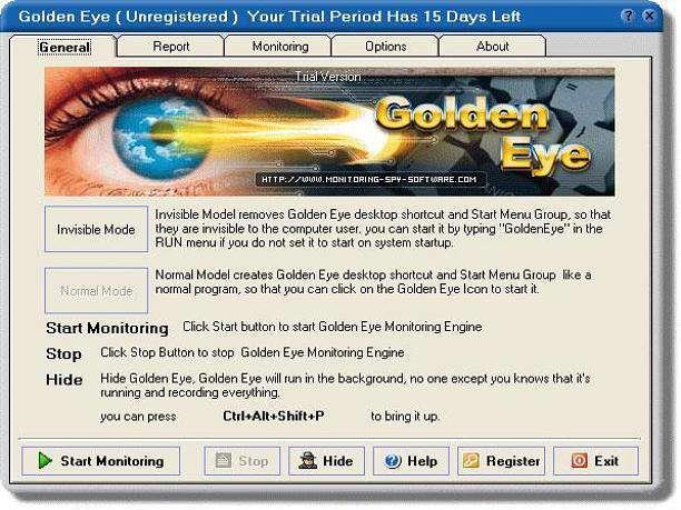 Golden Eye 4.50