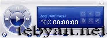 Ants DVD Player