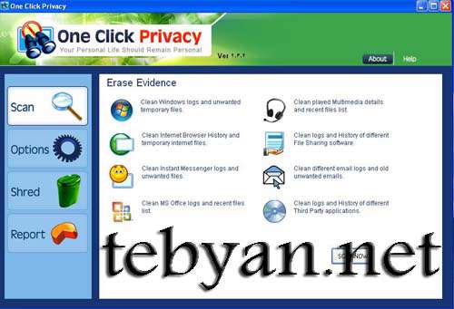 One Click Privacy v2.3.3