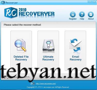 Recoveryer 2010 Ultimate Edition