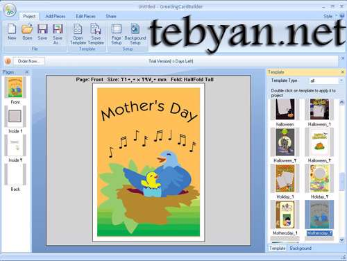 Greeting Card Builder 2.3.0.2678