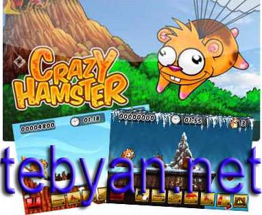 Crazy Hamster iphone game