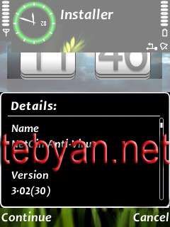 NetQin Mobile Anti-Virus Pro v.3.2.30