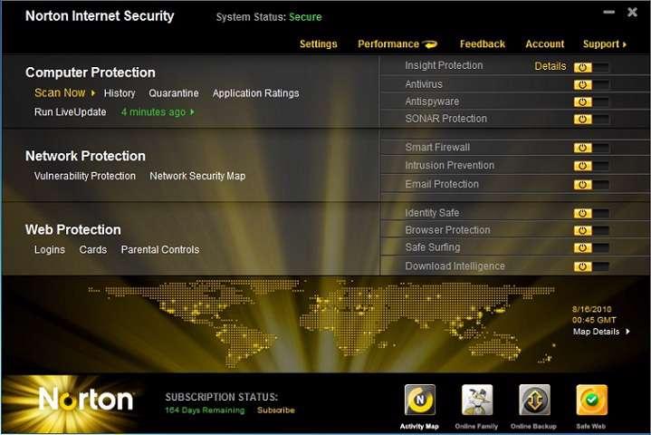 Norton Internet Security 2011 Final