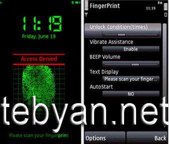ThinkChange FingerPrint v2.80