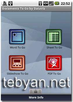 Documents To Go v2.5008