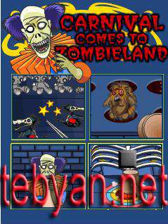 Carnival Comes To Zombieland