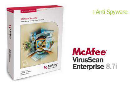 Mcafee Antivirus Enterprise Patch 4 with Antispyware