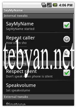 Say MY Name 2.2.5