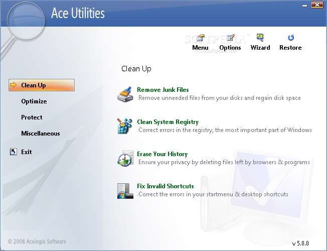 Ace Utilities v5.2