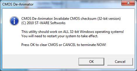 CMOS Pass Bias Remover