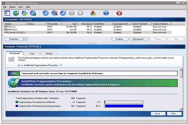 Diskeeper2010 ProPremier