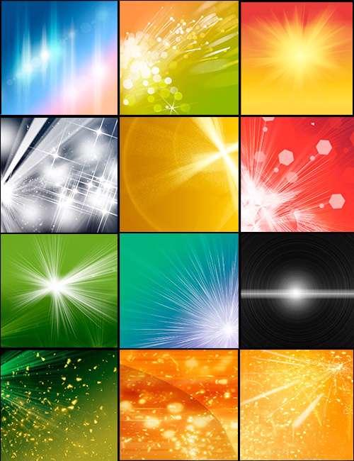 دانلود دو براش افکت نور و روشنایی