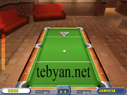 Real Pool 2011