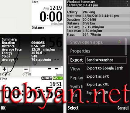 Nokia Sports Tracker v4.0.1