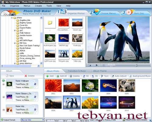 Photo DVD Maker v8.10