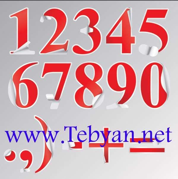 Number and Simbol