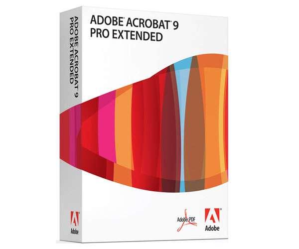 Adobe Acrobat X 10 Pro ME