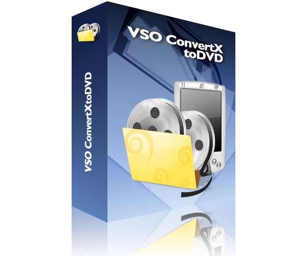 دانلود نرم افزار تبدیل کننده فایل ویدیویی VSO ConvertXtoDVD6.0.0.72 Final