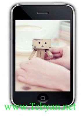 BOX Theme برای گوشی های آیفون