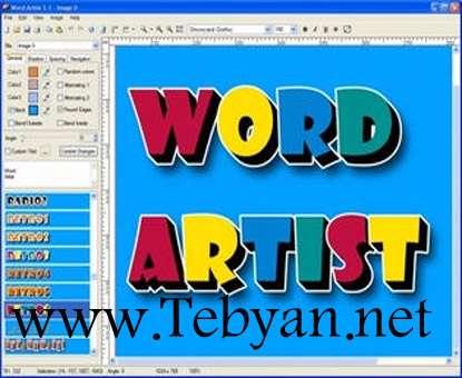 Word Artist 2.0