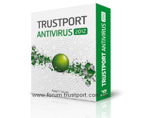TrustPort USB Antivirus 2012  12.0.0.4788 Final