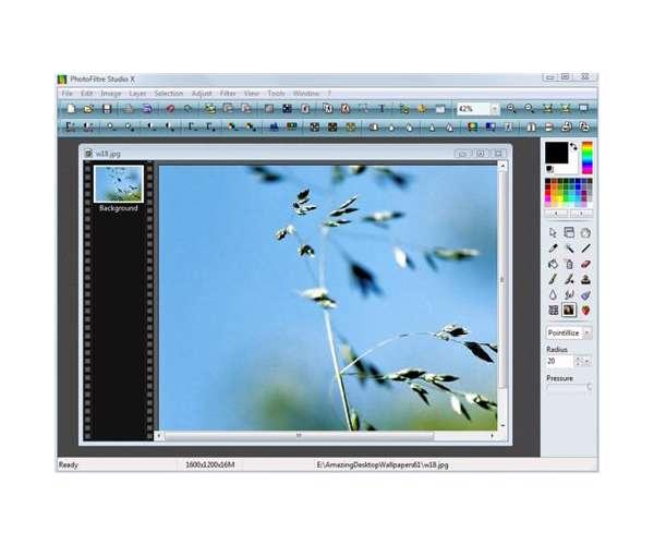 PhotoFiltre Studio.X.10.3.9