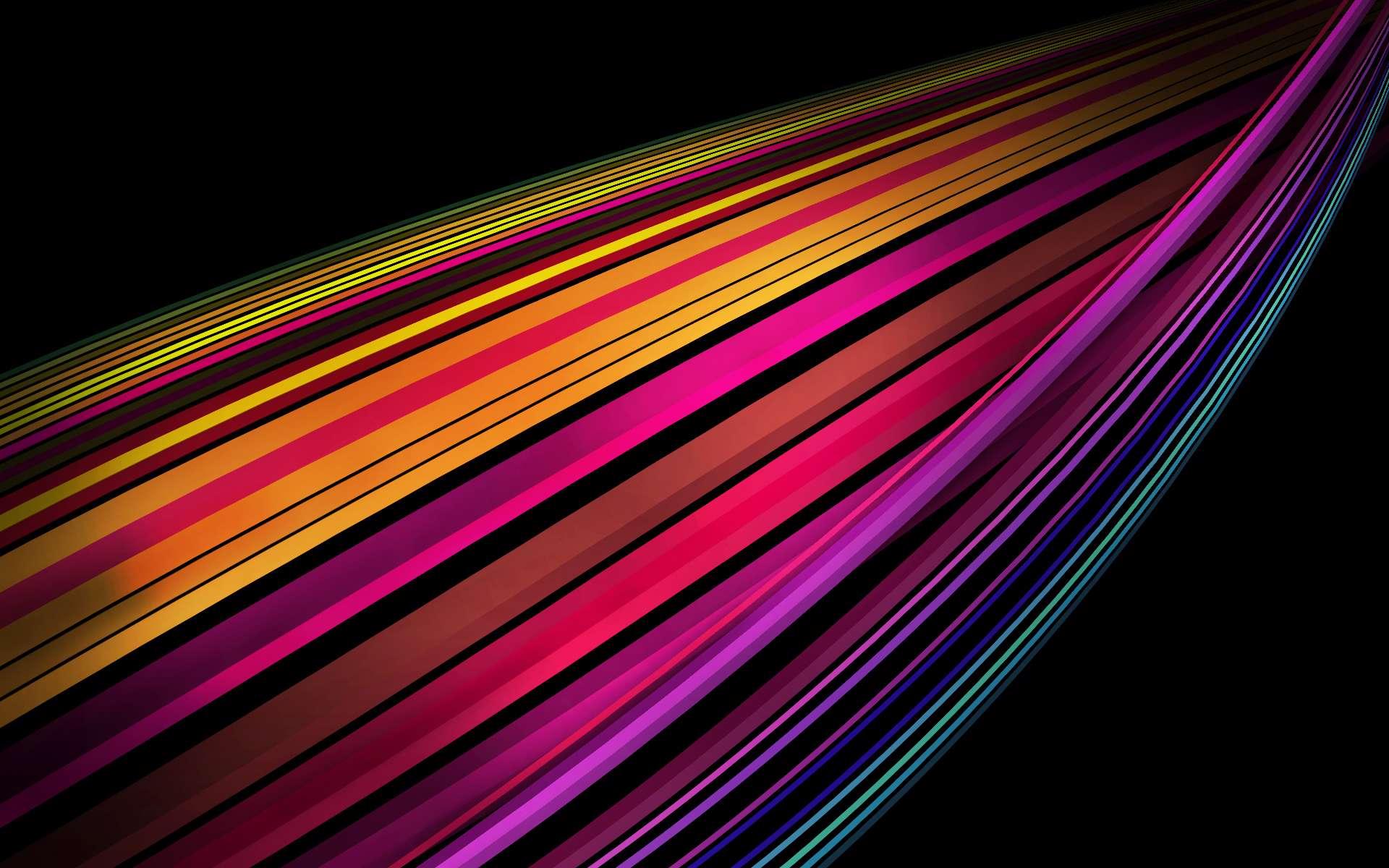 آموزش پس زمینه انتزاعی رنگی در فوتوشاپ
