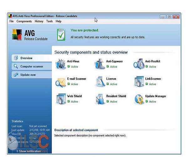 AVG Anti-Virus Professional 2011 10.0.1392 All In One