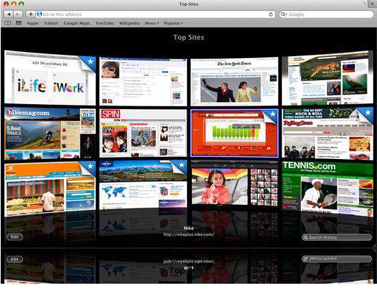 Apple Safari 5.1 All In One
