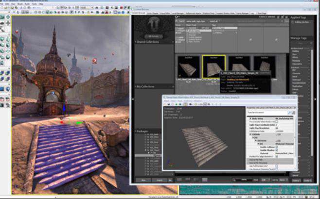 UDK (Unreal Development Kit) Engine