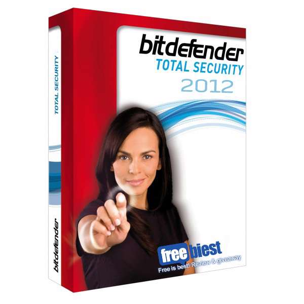 BitDefender Total Security 2012 Build 15.0.27.304 All In One
