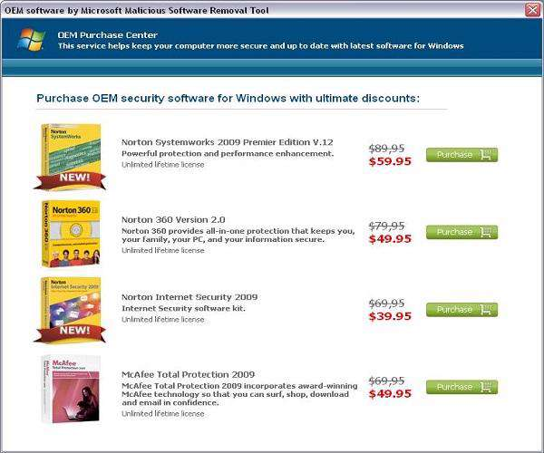Microsoft Malicious Software Removal Tool 3.22