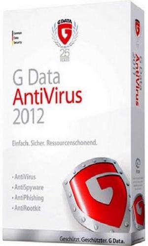 G DATA AntiVirus 2012  22.0.2.25