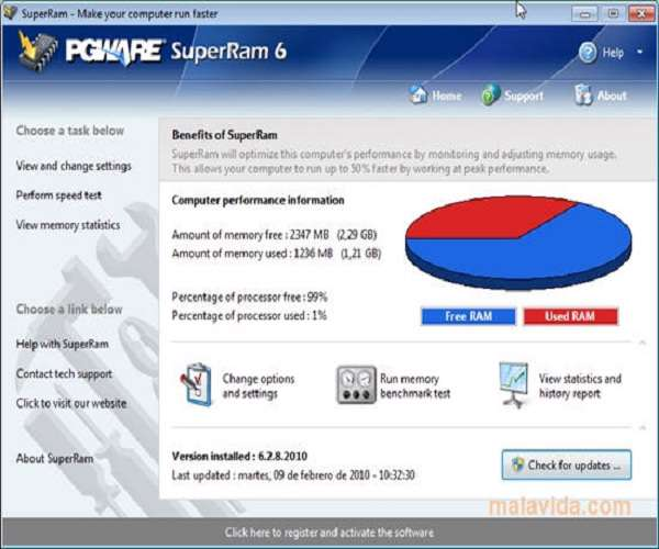 SuperRam 6.9.12.2011