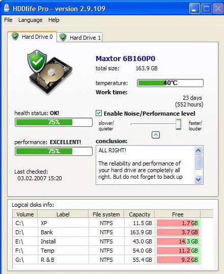 HDDlife Pro 3.1.172