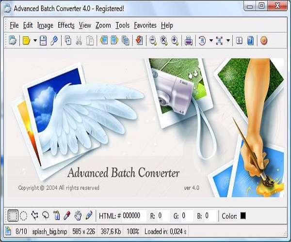 Photo Batch Converter 5.0.0