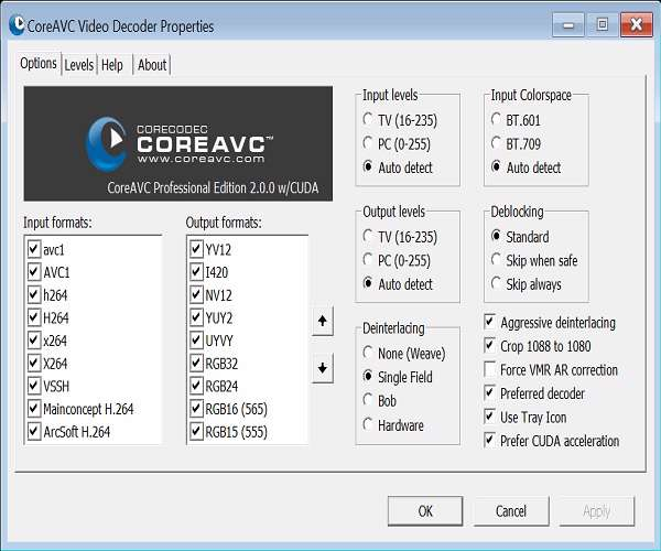 CoreAVC Professional Edition 3.0 Final