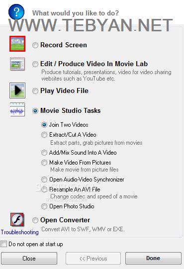 BSR Screen Recorder 5.2.6 ALL IN ONE
