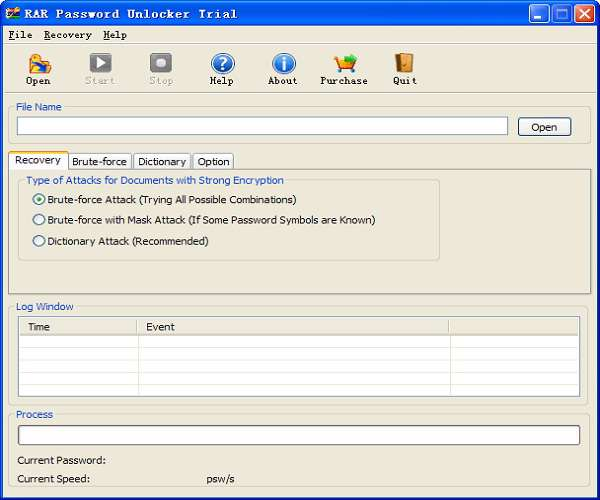 RAR Password Unlocker 3.3.0