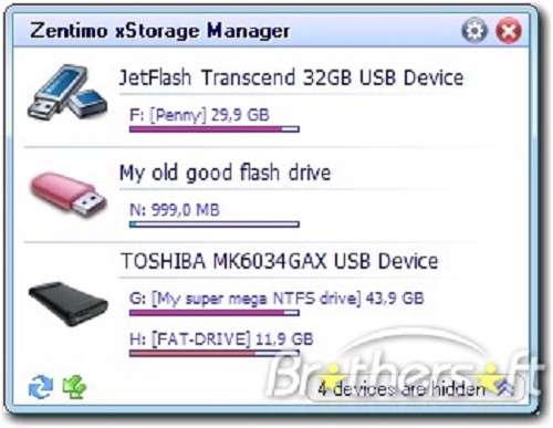 Zentimo xStorage Manager 1.4.1.1186 Final  All In One