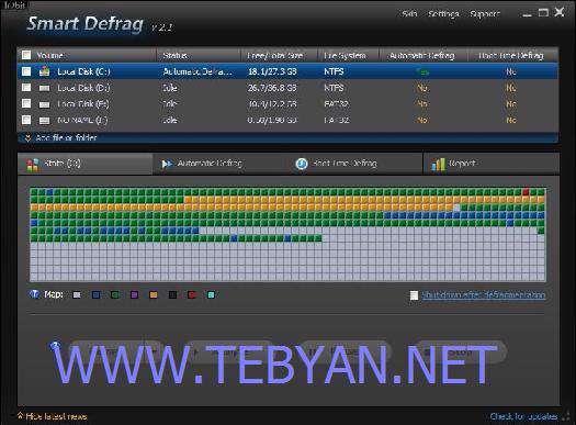 Smart Defrag 2.1