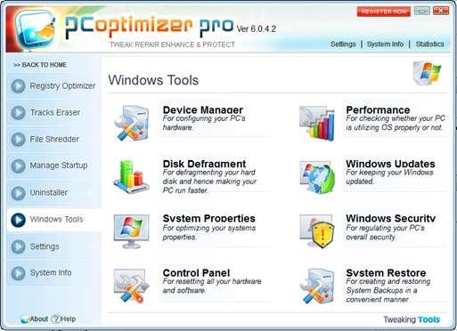 بهینه ساز قدرتمند سیستم با PC Optimizer Pro 6.1.2.9 Portable